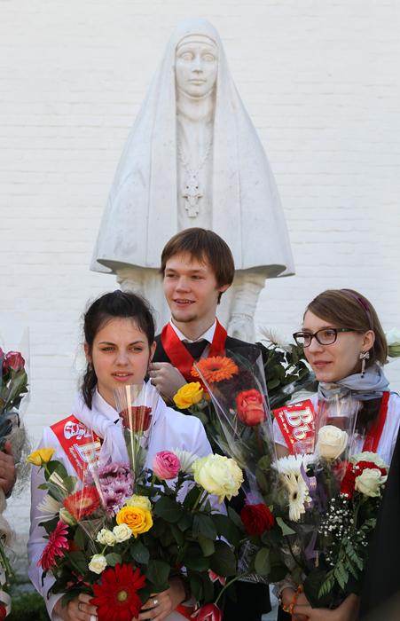 Выпускники 2011 года екатерина губарь